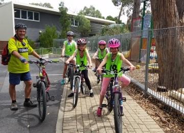 Cycle 3 bike day